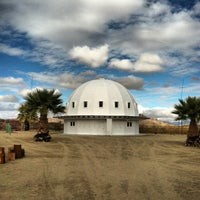 Photo taken at Integratron by Jeff J. on 1/26/2013