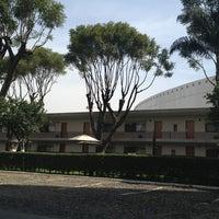 Photo taken at Malibu Hotel by Kim B. on 12/26/2012