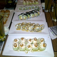 Photo taken at Sushi Roll by Szue T. on 5/29/2013