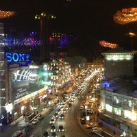 Снимок сделан в Skybar пользователем Anna N. 12/21/2012
