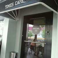 Photo taken at Times Cafe by Denis K. on 6/6/2013