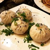 Photo taken at Noodle Kingdom by Sarah C. on 4/16/2015