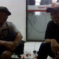 Photo taken at Circle K Tamsis by Rahmanul H. on 12/12/2012