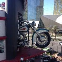 Photo taken at Harley-Davidson Cafe by Anton K. on 2/18/2013
