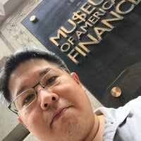 Photo taken at Museum of American Finance by Paul A. on 9/3/2016