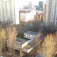 Photo taken at Новочеремушкинская ул., 50 by Ekaterina P. on 4/30/2013