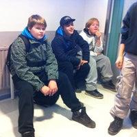 Photo taken at Nokianvirran koulu by Julia L. on 10/24/2012