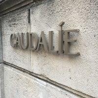 Photo taken at Caudalie HQ by PoshFashionNews.com on 10/1/2015