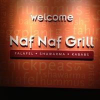 Photo taken at Naf Naf Grill by Steve C. on 10/7/2012