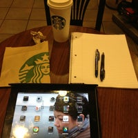 Photo taken at Starbucks by Angelo R. on 3/23/2013