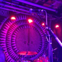 Photo taken at Shrine World Music Venue by RENZO S. on 3/13/2013