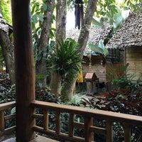 Photo taken at Baan Pai Village by Simon R. on 10/19/2015