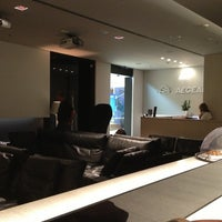 Photo taken at Star Alliance Lounge by Srdjan S. on 11/4/2012