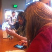 Photo taken at Starbucks by Elayna C. on 3/14/2013