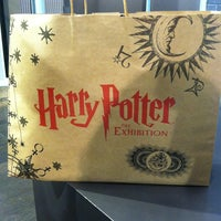 Photo taken at Harry Potter: The Exhibition by Kaylee C. on 3/17/2013