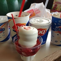 Photo taken at Dairy Queen by Sonja K. on 4/19/2013