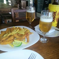 Photo taken at Restaurante Frutos d'agua by Willian B. on 11/1/2012