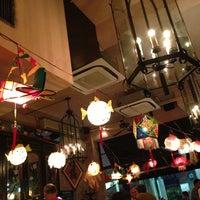 Photo taken at Peak Café & Bar 山頂餐廳酒吧 by Sebastian B. on 9/21/2013