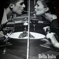Photo taken at Bella Italia by Priya P. on 1/1/2014