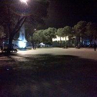 Photo taken at Cumhuriyet Meydanı by Erkan C. on 10/21/2012