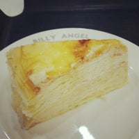 Photo taken at Billy Angel Cake Bar by SungKyun A. on 12/6/2014