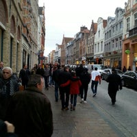 Photo taken at Steenstraat by Myriam C. on 11/9/2014