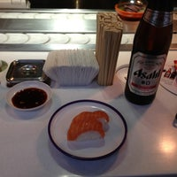 Photo taken at YO! Sushi by Magnús S. on 11/8/2012