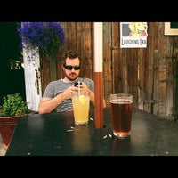 Photo taken at Gunnison Brewery by Lindsay G. on 6/29/2013