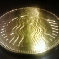 Photo taken at Starbucks by Görkem A. on 12/5/2012
