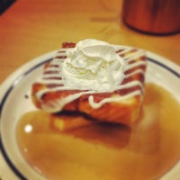 Photo taken at IHOP by Michael P. on 10/28/2012