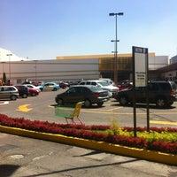 Photo taken at Plaza Dorada by Ramses M. on 10/26/2012