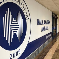 Photo taken at Halkbank Genel Müdürlük by Derya D.C. 👸🏼 on 2/3/2013