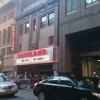 Photo taken at Roseland Ballroom by Dondi H. on 6/19/2013