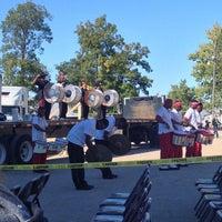 Photo taken at Darke County Fairgounds by Dan on 9/22/2013