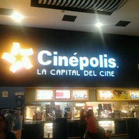 Photo taken at Cinépolis Multicentro by Jason M. on 1/13/2013