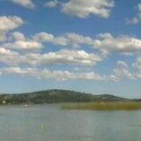 Photo taken at Laguna La Brava by Paulita G. on 2/21/2013