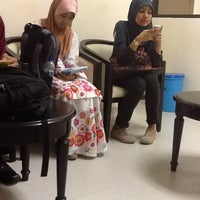 Photo taken at seminar room 1 level 3, CTC sg buloh by Ana H. on 2/19/2013