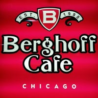 Photo taken at Berghoff Cafe by Banana m. on 2/21/2013