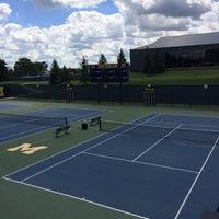 Photo taken at University of Michigan Varsity Tennis Center by David W. on 8/6/2016