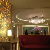 Photo taken at Grand Ambassador Hotel by Bandit K. on 5/9/2013