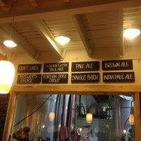 Photo taken at Upslope Brewing Company by David J. on 1/20/2013