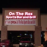 Photo taken at On The Rox Atascocita by Erica P. on 2/6/2013