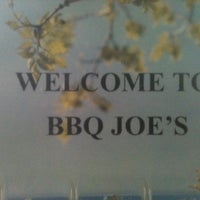 Photo taken at BBQ Joe's by Chuck S. on 6/15/2013