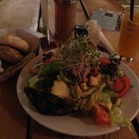 Photo taken at Public Cafe by Maja O. on 3/19/2014