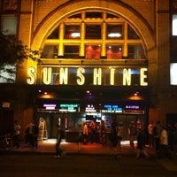 Photo taken at Landmark's Sunshine Cinema by piN on 8/23/2013