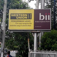 Photo taken at BII Maybank by Arief Tlb (. on 2/27/2015