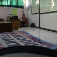 Photo taken at SMA Negeri 24 Bandung by Winona R. on 1/29/2013
