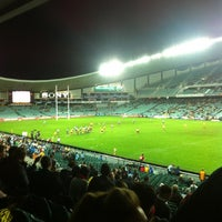 Photo taken at Allianz Stadium by Nick P. on 6/2/2012