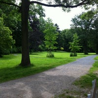 Photo taken at Ernst-Ehrlicher-Park by Bastian D. on 6/16/2012