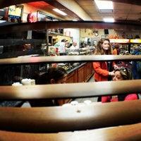 Photo taken at Gino's Pizza by John H. on 11/13/2011